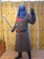 Cobra Commander Costume (Hood) by PatrickGavin