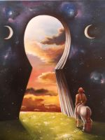 The mind of dreams by Sennish