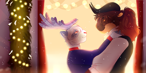 Winter Solstice - May I Have This Dance? by buffbears