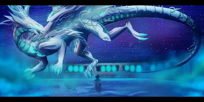 Now you have BIG problems, dude!- Yu-Gi-Oh! Fanart by Astaari