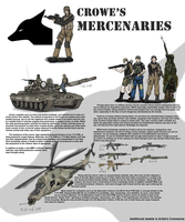 SW: Crowe's Mercs reference by Csp499