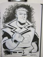 Bmore 2011: Guy Gardner by stratosmacca
