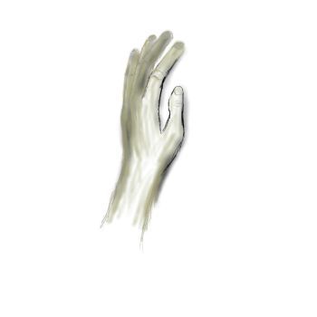 Another hand study... by JoryRFerrell