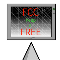 FCC keep it FREE by dcat12