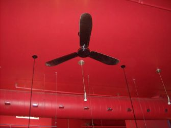 Industrial Fan by morbidxstock