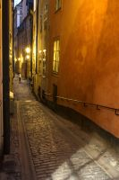 Small alleys #14. Stockholm by russiansphinx