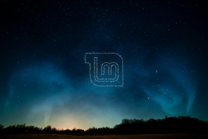 Linux Mint 14 Stars respin by sonicboom1226