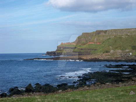 Giant's Causeway by LilPhotoGal