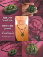 Lara's necklace by alison90