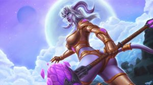 Vindicator Yrel by PersonalAmi
