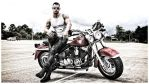 The motorcyclist 2.0 by sagitarian71