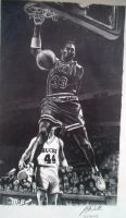 Scottie Pippen by troydodd