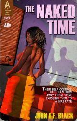 The Naked Time (pulp) by RobCaswell