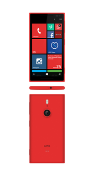 Microsoft Lumia 4.3 by nik255