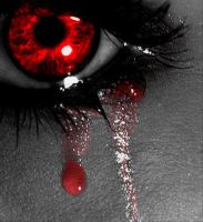 Tears of Blood by scarletmalen