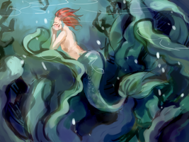 Merman by cappuccino9018
