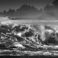 The waves by Hengki24