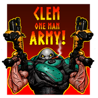 Clem One man Army by RubensNM