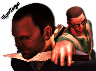 Manhunt 2 PNG by TigerTarget