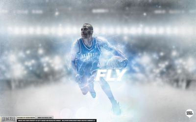 Russell Westbrook OKC Thunder Wallpaper by IshaanMishra