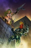 Top Cow Jam by shaotemp