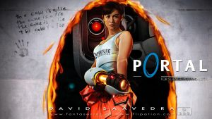 Portal 2. Full HD by flipation