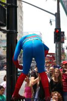 spiderman looks different.. by spader725