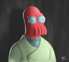 Dr. Zoidberg by TavoGDL