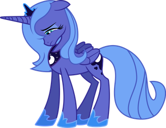 Classic Luna by FrownFactory
