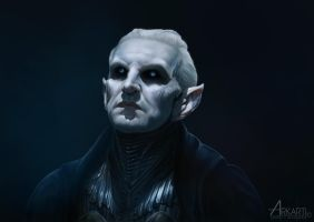 Malekith by Arkarti