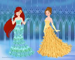 Designer Disney Dolls 2 by M-Mannering