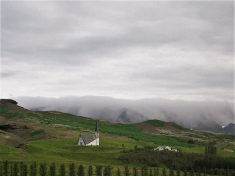 Church on the Mountain by InterestinglyBoring