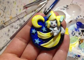 Make a Wish - Jirachi