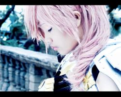 Final Fantasy XIII-2: Wish by JoviClaire