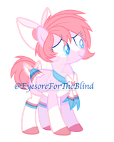 MLP Adopt Auction - Sylveon Theme - CLOSED by EyesoreForTheBlind