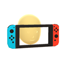 Nintendo Switch Console Visor by Rosemoji