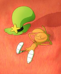 Wander Over Yonder - Grass by miikanism