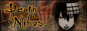 Sign death the nikos by Elya-Tagada