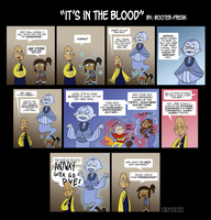 Korra: In The Blood by Booter-Freak
