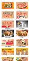 Which Wich TV Storyboards by tlsivart