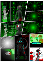 Project Red recreation: pg.18 by livinlovindude