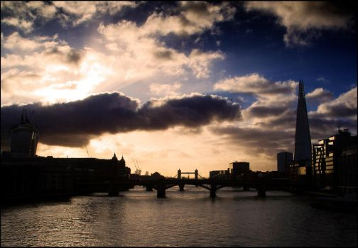 London opens its eyes by LordLJCornellPhotos
