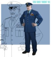 HAS: GENERAL THUNDERBOLT ROSS by Jerome-K-Moore