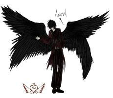 [Ref] Azazel by OpalesquePrincess