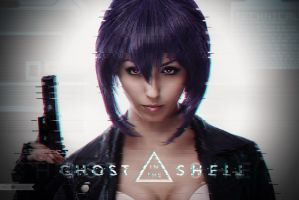 Motoko Kusanagi (Ghost in the shell) by Valery-Himera