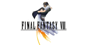 Final Fantasy VIII Logo Remake by VenomDesenhos