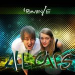 ALLCAPS Album front by fizzy-logic