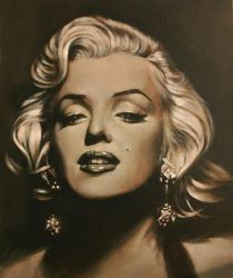 Marilyn Monroe 2 by spoof-or-not-spoof