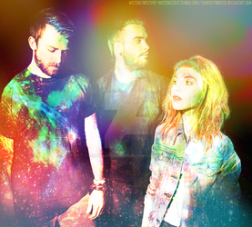 Paramore self-titled album set picture 7 by SunnyAtTheDisco