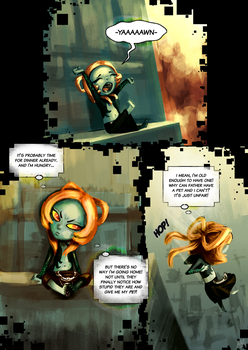 A Serene Prison - Chapter 1 Page 4 by StellaB